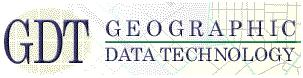 Logo For GDT ArcGIS Mapping Data
