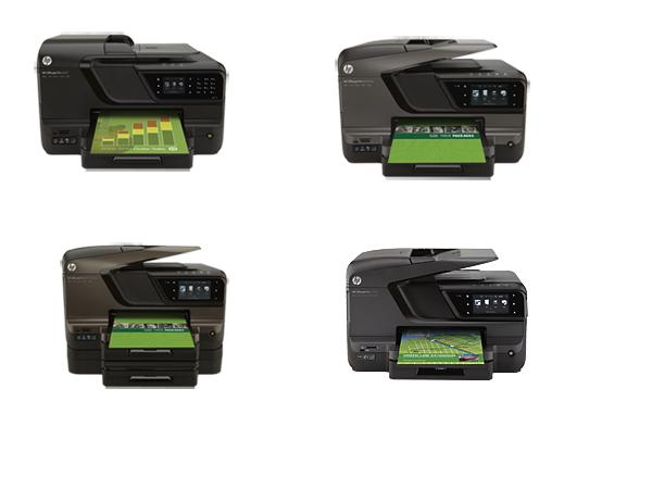 Photo of Inkjet Multi-Function Machines.